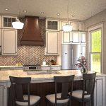 Kitchen for Kristen Fish